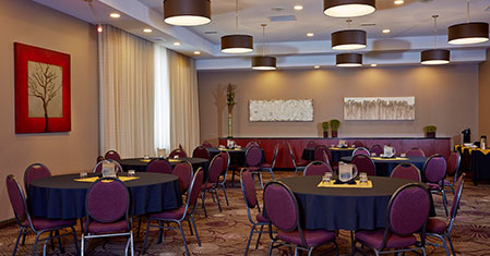 Host your events right here at our Saskatoon hotels baquet facilities