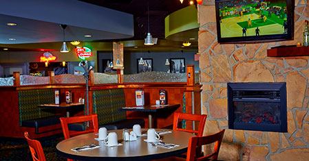 Enjoy a home style meal at our onsite restaurant & relax in our hotel lounge.